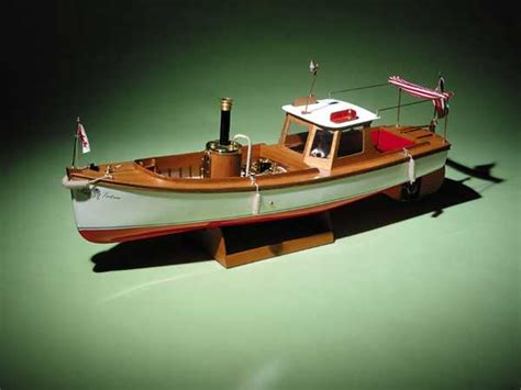 model steam boat kits for sale krick victoria steam river launch with fittings k20261c