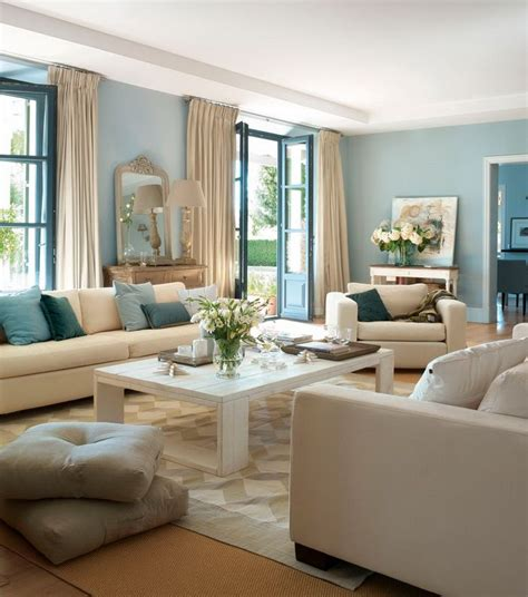 blue and cream living room 25 best ideas about blue living rooms on pinterest dark