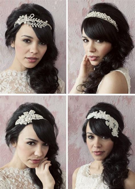 hair style form the great gatsby era gatsby inspired hair accessories