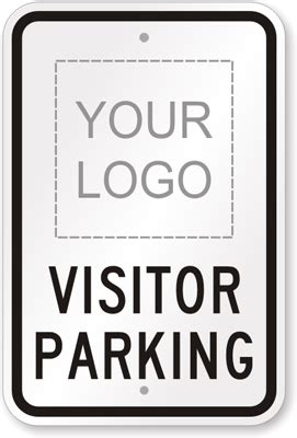 visitor pass template free visitor parking signs custom templates