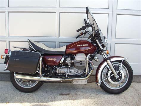 d moto moto occasions acheter moto guzzi california ii oldtimer