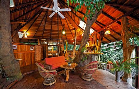 Yurt Home Floor Plans by The 10 Coolest Tree House Hotels In The World Momondo