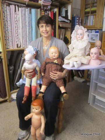 composition doll restoration classes nancy richner professional doll repair