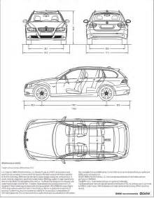 bmw 3 series boot dimensions