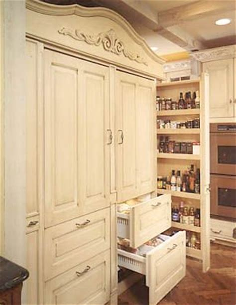 Armoire Refrigerator by 17 Best Images About Pantry On Armoires Storage Shelves And Closet