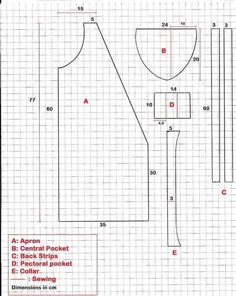 pattern for woodworking apron pdf diy woodworking apron pattern download woodworkers