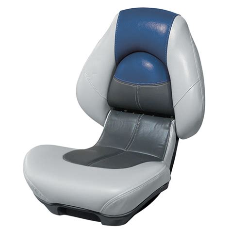 west marine boat seats wise seating blast off centric 2 boat seat gray charcoal