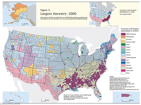 us demographics by race and ethnicity map american ethnicity map shows melting pot of ethnicities
