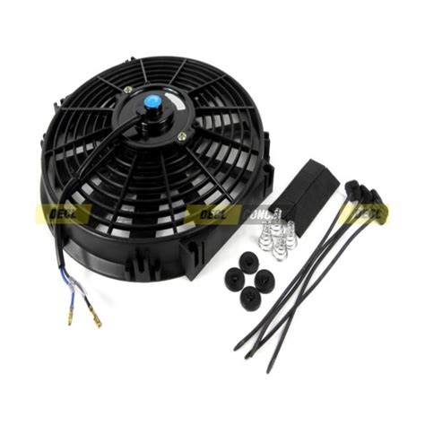 ultra box fan fan 290mm thin and powerful decl concept