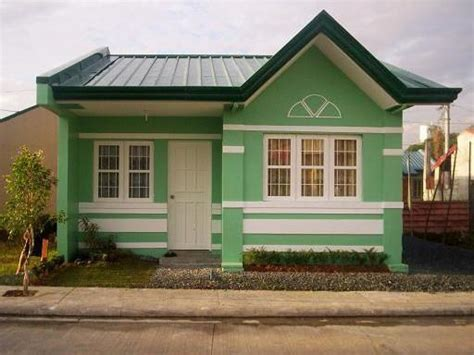 small home modern design plans small bungalow houses philippines modern bungalow house