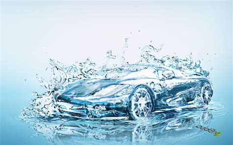 wallpaper design water water car wallpaper and background image 1680x1050 id