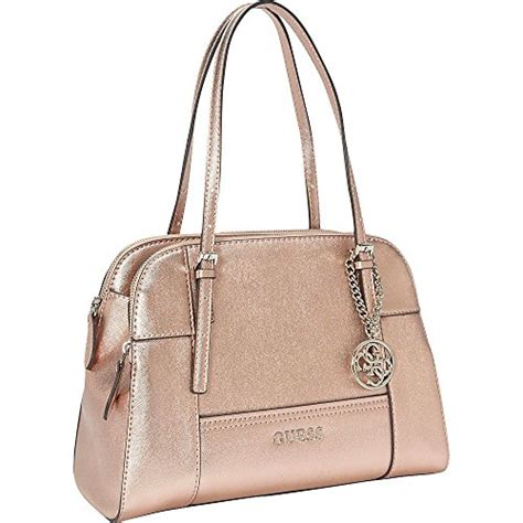 Name Hiltons Gold Designer Purse by Guess Gold Tote Bag Handbag Purse Accessorising