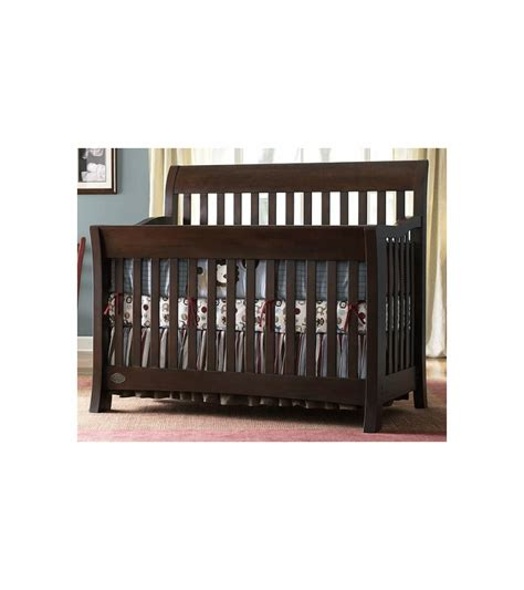 Metro Lifestyle Crib by Bonavita Metro Lifestyle Crib In Chocolate
