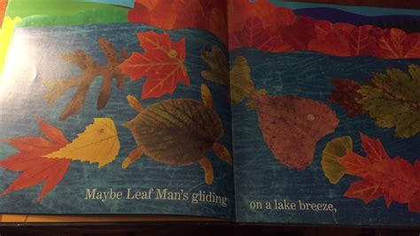 libro leaf man ala notable leaf man lois ehlert powerpoint theleaf co