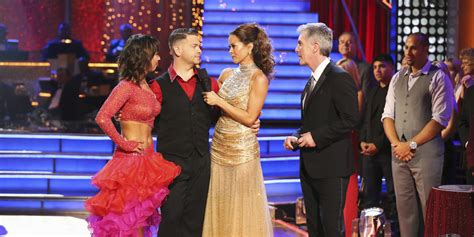dancing with the stars brooke burke charvet to be replaced by erin brooke burke charvet leaves dancing with the stars
