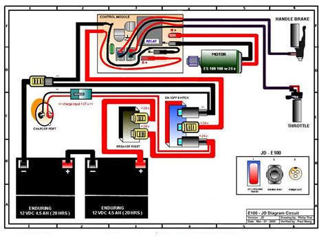 electric mobility wiring diagram get free image about
