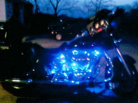 boogey lights on a 08 rocker c harley davidson forums