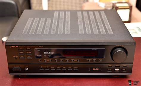 av receiver mit phono eingang denon dra395 receiver with phono photo 1262863 canuck