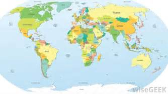country map how many countries are there in the world with pictures