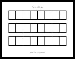 preschool math printables