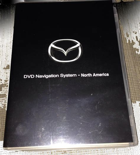 america map dvd version 10p 2016 mazda america map dvd tg1866dz0e car