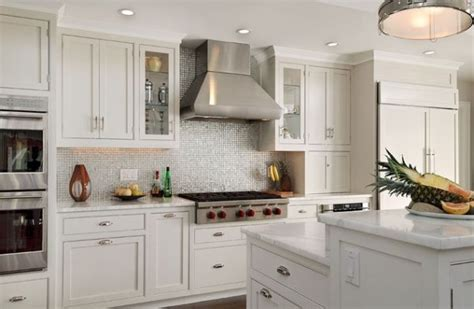 kitchen backsplash ideas with white cabinets tiling odd