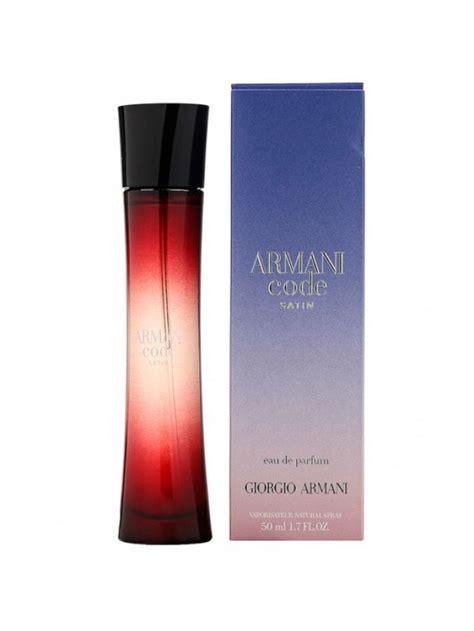 Parfum Armani Code Import giorgio armani code satin eau de parfum 50ml
