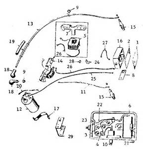 ignition diagram parts list for model 6cck331m1887e onan parts all products parts