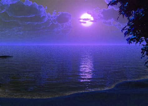 fondo pantalla bonita noche mar fondo pantalla noche en la playa
