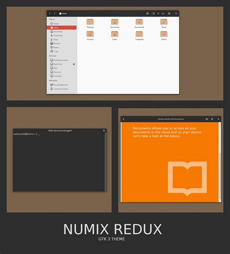 numix theme kali linux numix redux gtk3 theme by xaahudude on deviantart