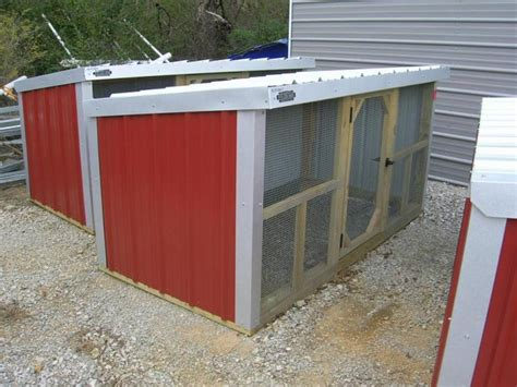 4x8 Sheds by 4x8 Wood Frame Mini Loafing Shed Garages Barns