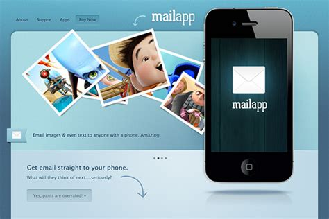 iphone app website template free 30 free psd web design templates inspirationfeed