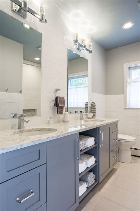 Modern Classic Bathroom Modern Classic Bathroom New Design Elements