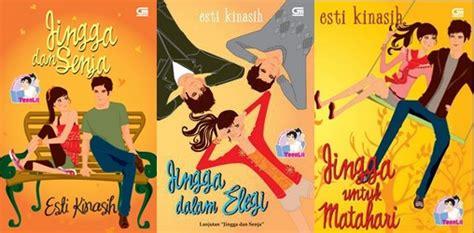 Teenlit Jingga Dalam Elegi its about trilogy of jingga dan senja a is