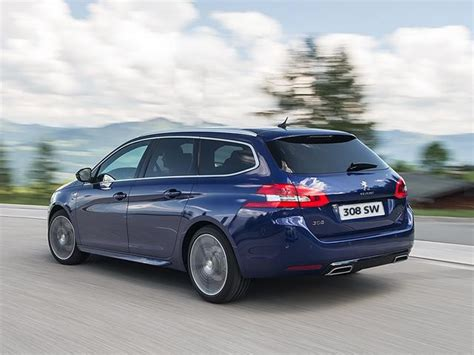 peugeot estate 308 new peugeot 308 sw discover the family estate by peugeot