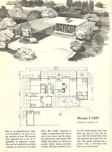 mid century floor plans 58 best images about mid century home plans on pinterest house plans small homes and mid century