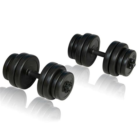 bench and barbell set vidaxl co uk folding weight bench dumbbell barbell set