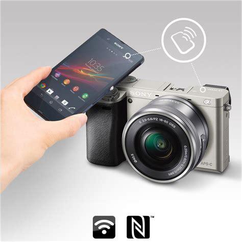 Kamera Sony Cx 5100 sony alpha 6000 systemkamera 3 quot inkl sel p1650 de