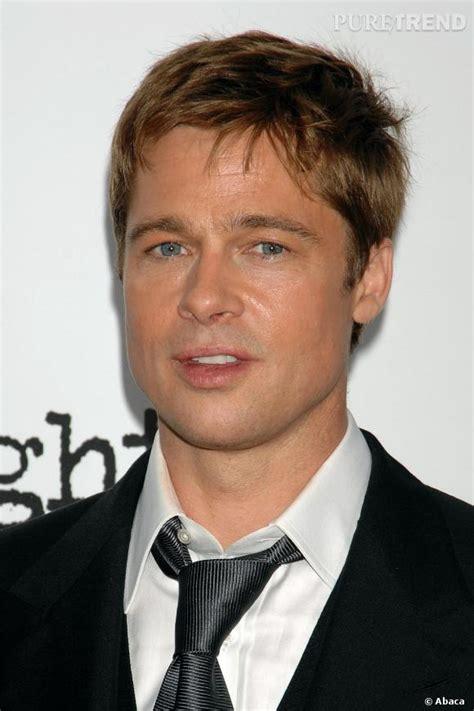 Brad Pitt Ras 233 De Pr 232 S En 2007 Avec Un Petit C 244 T 233 Robert
