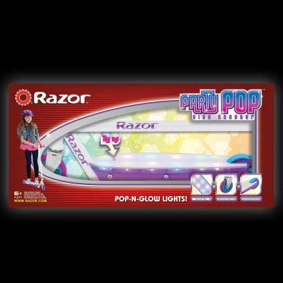 Pop Pop Up Glow by Razor Pop Light Up Scooter