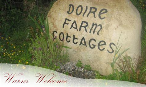 doire farm cottages doire farm