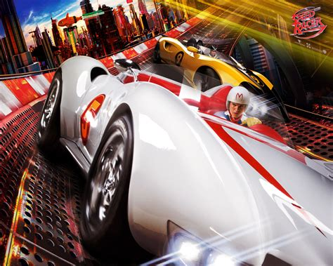Speed Race by 6 Speed Racer Hd Wallpapers Background Images