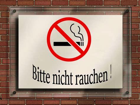 bitte nicht rauchen office lernencom