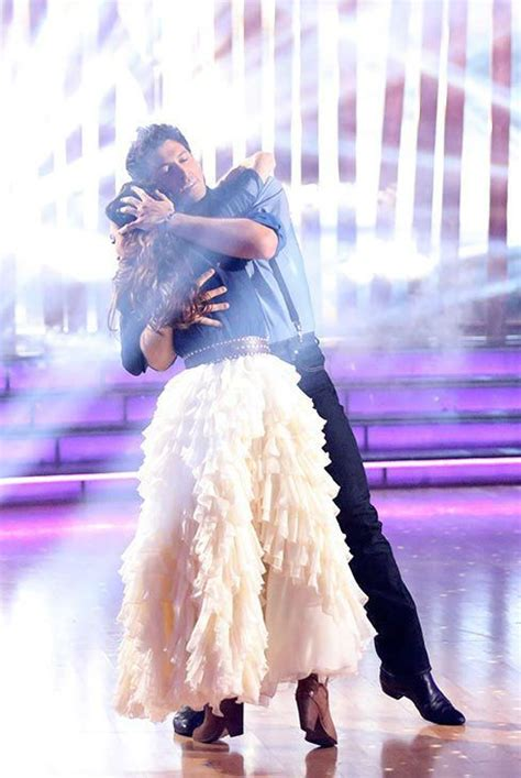 Aguilera Is Purdy by Wk 9 Meryl Maks Danced Viennese Waltz To Just A Fool