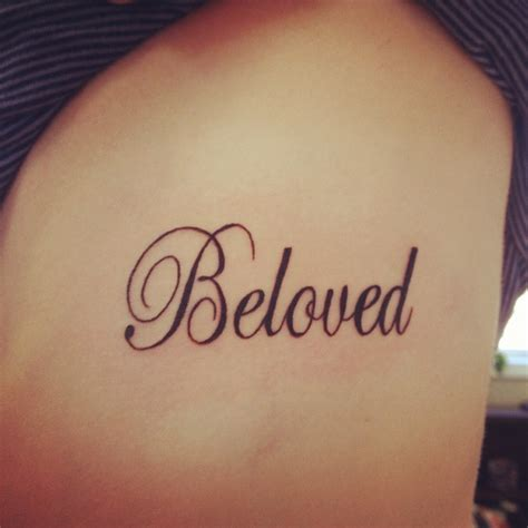 beloved tattoo best 25 beloved ideas on