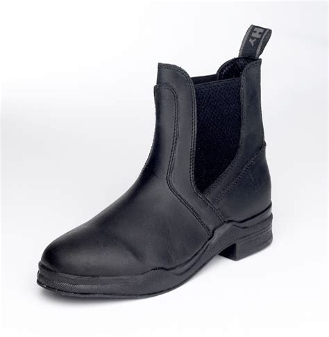 stratos boat wax hy wax leather jodhpur boot
