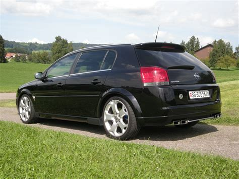 opel signum review and photos