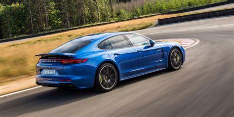 Porsche Panamera Hybrid Test by Test Porsche Panamera Turbo S E Hybrid 2017