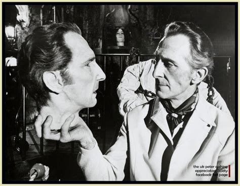 the house that dripped blood the black box club the house that dripped blood peter cushing face to face publicity