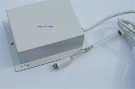 ultraviolet uv germicidal unit for ac hvac in duct